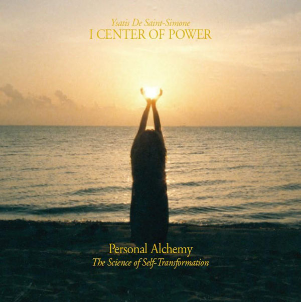 I Center of Power CD Front Cover