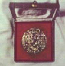 Silver Medal of the University of Alcala